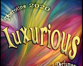 Luxurious w/ Classy Dame ~ Pherotine 2020 ~ Phero Enhanced Fragrance for Women - Love Potion Magickal Perfumerie - Pherotine 2019