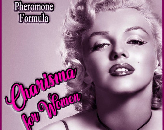 Charisma for Women - UNscented Pheromone Blend for Women - Love Potion Magickal Perfumerie