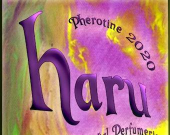 Haru w/ Lace ~ Pherotine 2020 ~ Phero Enhanced Fragrance for Women - Love Potion Magickal Perfumerie