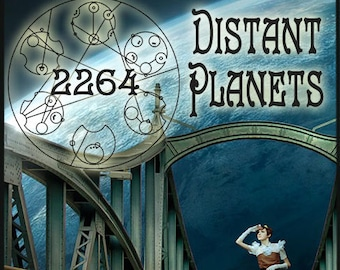 Time Travel: 2264 - Distant Planets - Winter 2017-18 Collection - Love Potion Magickal Perfumerie