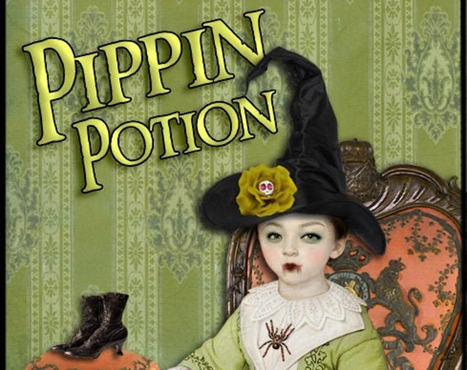 Pippin Potion - Halloween 2019 Collection - Handcrafted Perfume - Love Potion Magickal Perfumerie