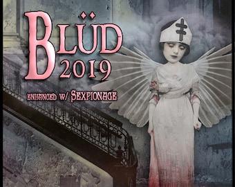BLUD 2019 w/ Sexpionage - Halloween 2019 Collection - Pheromone Enhanced Perfume for Women - Love Potion Magickal Perfumerie