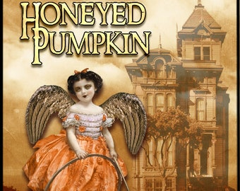 Honeyed Pumpkin - Halloween 2019 Collection - Handcrafted Perfume - Love Potion Magickal Perfumerie