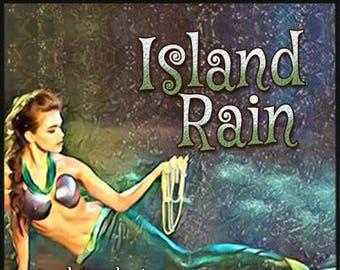 Island Rain w/ Open Windows - Pheromone Enhanced Fragrance for Men and Women - Love Potion Magickal Perfumerie - Pherotine 2018