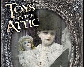 Toys in the Attic - Halloween 2019 Collection - Unisex Fragrance - Love Potion Magickal Perfumerie