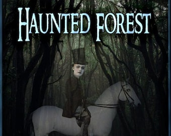 Haunted Forest - Halloween 2019 Collection - Unisex Fragrance - Love Potion Magickal Perfumerie