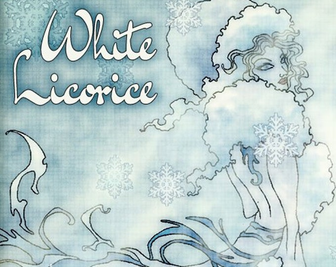 White Licorice - Vault Collection 2019 - Limited Edition Fragrance for Women - Love Potion Magickal Perfumerie