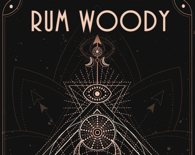Rum Woody - Handcrafted Unisex Fragrance - Autumn 2020 - Love Potion Magickal Perfumerie