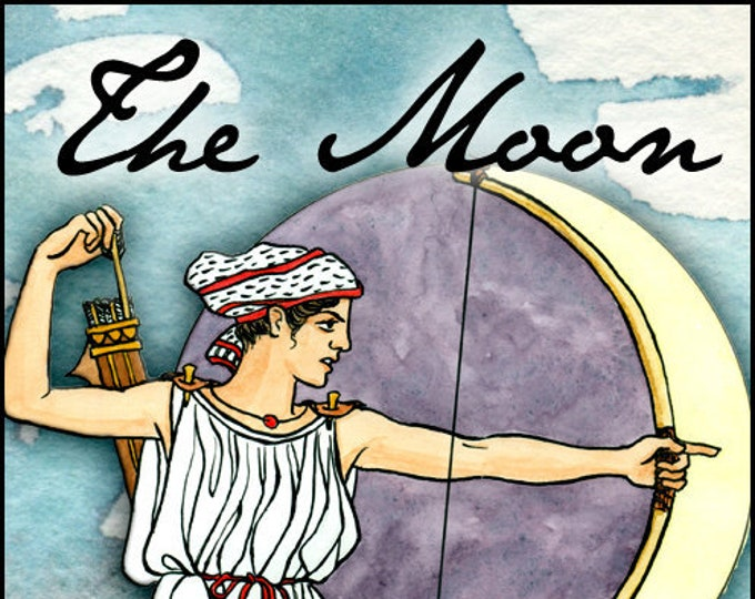 The Moon: Cimaruta Spell Collection 2020 - A Potion for Feminine Strength - Love Potion Magickal Perfumerie
