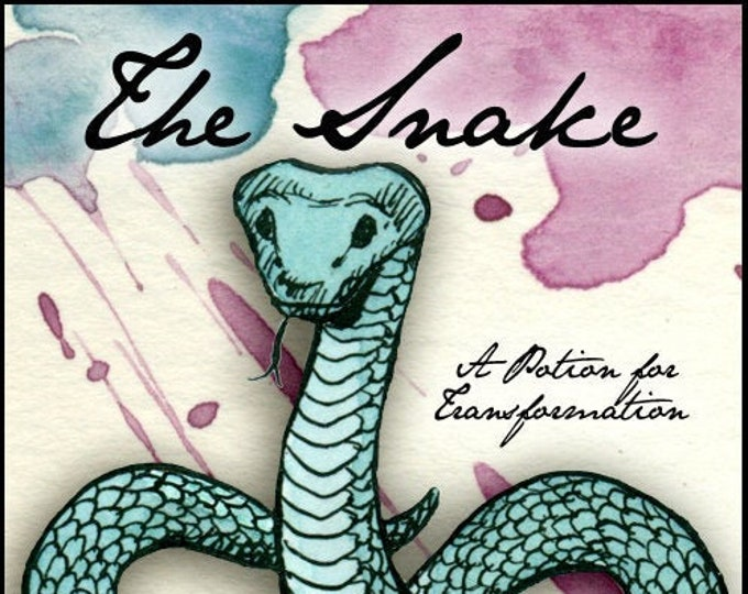 The Snake: Cimaruta Spell Collection 2020 - A Potion for Transformation - Love Potion Magickal Perfumerie