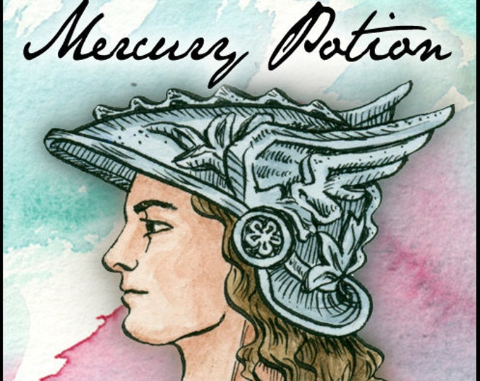 Mercury Potion: Cimaruta Spell Collection 2020 - A Potion for Communication - Love Potion Magickal Perfumerie