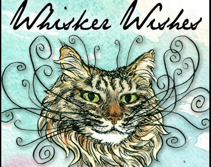 Whisker Wishes: Cimaruta Spell Collection 2020 - A Potion for Wishes & Luck - Love Potion Magickal Perfumerie
