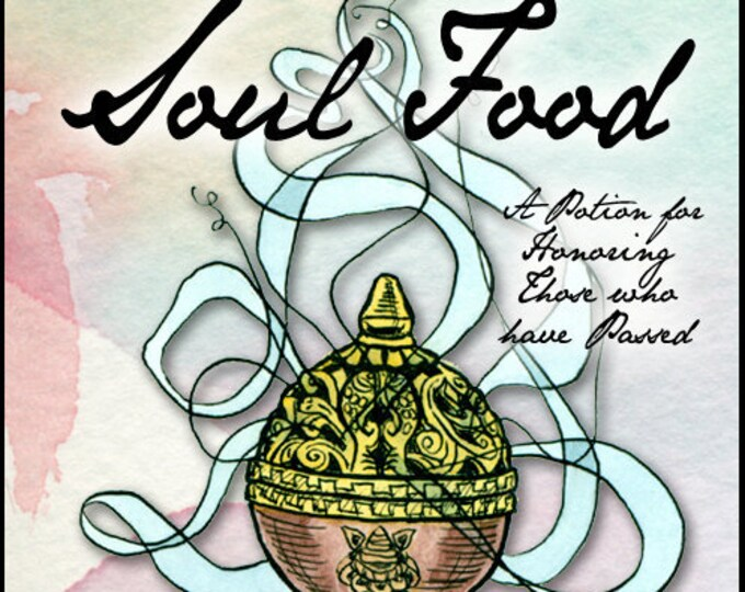 Soul Food: Cimaruta Spell Collection 2020 - A Potion for Honoring Those who have Passed - Love Potion Magickal Perfumerie