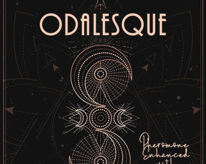Odalesque w/ La Femme Noire - Phero Enhanced Fragrance - Autumn 2020 - Love Potion Magickal Perfumerie