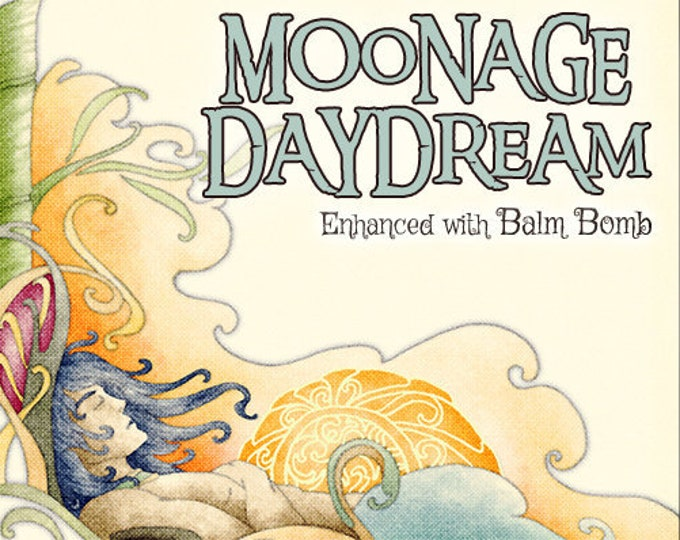 Moonage Daydream w/ Balm Bomb - Pheromone Enhanced Fragrance for Men & Women - Love Potion Magickal Perfumerie - Pherotine 2019