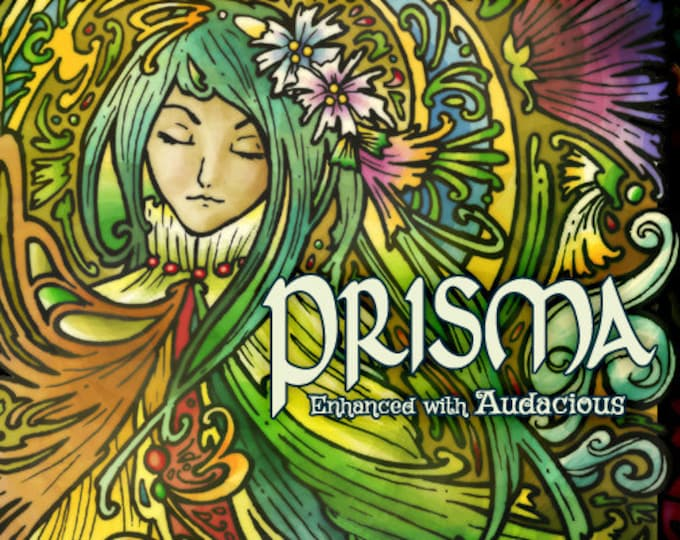 Prisma w/Audacious - Pheromone Enhanced Fragrance for Women - Love Potion Magickal Perfumerie - Pherotine 2019