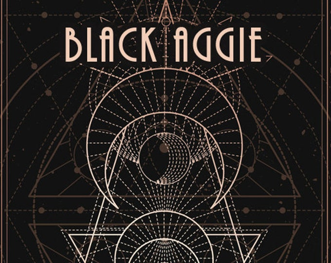 Black Aggie- Handcrafted Fragrance - Autumn 2020 - Love Potion Magickal Perfumerie