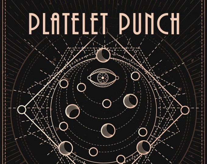 Platelet Punch - Handcrafted Fragrance - Autumn 2020 - Love Potion Magickal Perfumerie