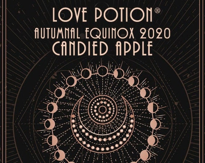 Love Potion: Autumnal Equinox 2020 ~ Candied Apple - Autumn 2020 - Love Potion Magickal Perfumerie