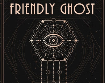 Friendly Ghost - Handcrafted Fragrance - Autumn 2020 - Love Potion Magickal Perfumerie