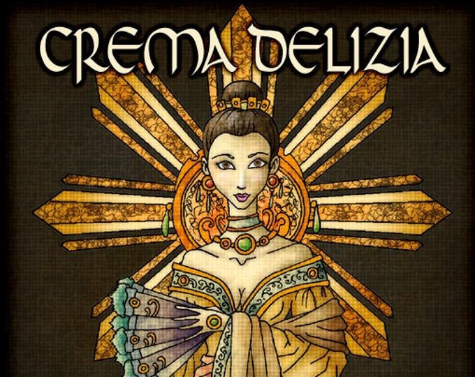 Crema Delizia w/ BAM! - Pheromone Enhanced Fragrance for Women - Love Potion Magickal Perfumerie - Pherotine 2019
