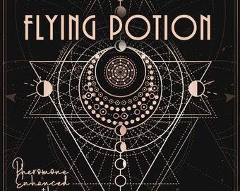 Flying Potion 2020 w/ Levitation (Spray) - Phero Enhanced Fragrance - Autumn 2020 - Love Potion Magickal Perfumerie