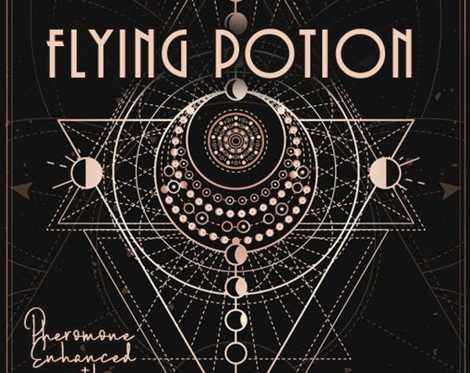 Flying Potion 2020 w/ Levitation (Spray) - Phero Enhanced Fragrance - Autumn 2020 - Love Potion Magickal Perfumerie