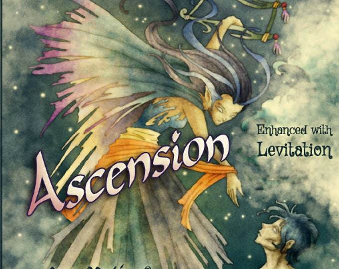 Ascension w/ Levitation - Pheromone Enhanced Fragrance for Women - Love Potion Magickal Perfumerie - Pherotine 2019