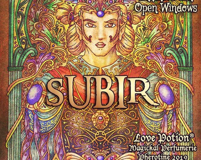 Subir w/ Open Windows - Pheromone Enhanced Fragrance for Men - Love Potion Magickal Perfumerie - Pherotine 2019
