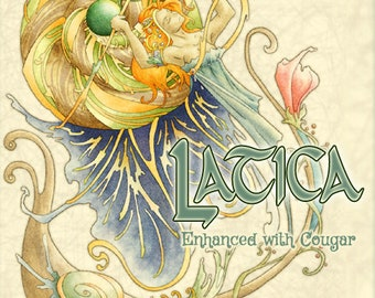 Latica w/ Cougar Potion - Pheromone Enhanced Fragrance for Women - Love Potion Magickal Perfumerie - Pherotine 2019