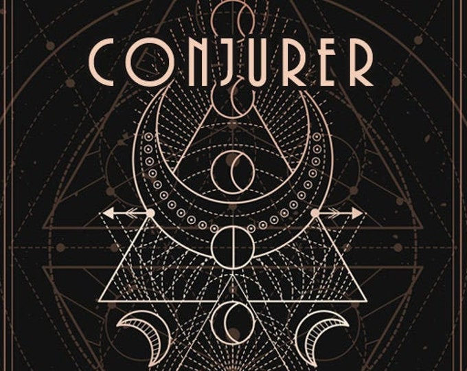 Conjurer - Handcrafted Unisex Fragrance - Autumn 2020 - Love Potion Magickal Perfumerie