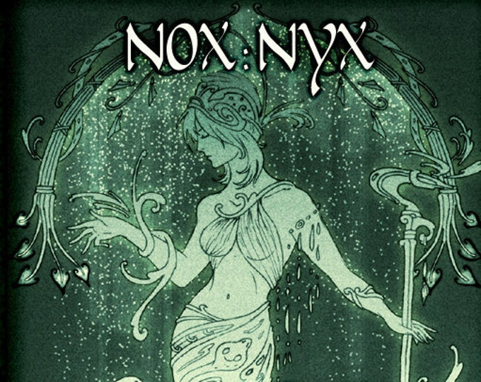NOX : NYX w/ Teddy BB - Pheromone Enhanced Unisex Fragrance - Love Potion Magickal Perfumerie - Pherotine 2019