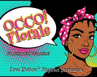 OCCO: Florale w/Copulins - LIMITED EDITION! - Pheromone Enhanced Perfume for Women - Love Potion Magickal Perfumerie