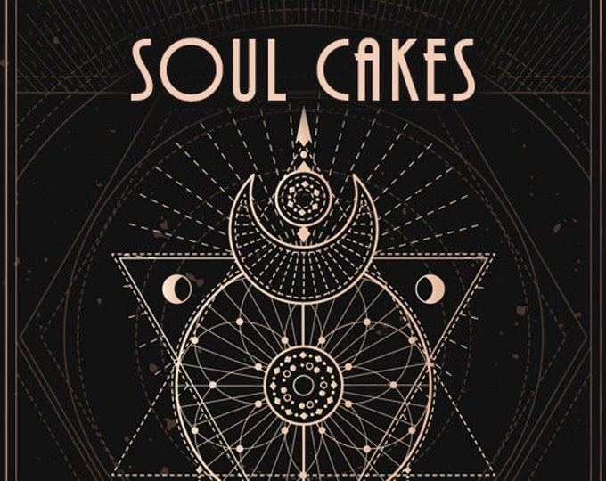 Soul Cakes - Handcrafted Fragrance - Autumn 2020 - Love Potion Magickal Perfumerie