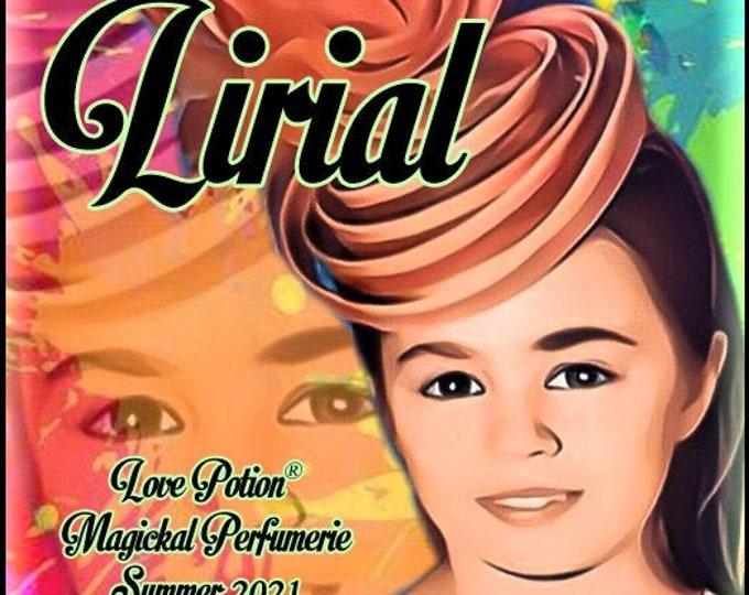 Lirial - Summer 2021 - Handcrafted Perfume - Love Potion Magickal Perfumerie