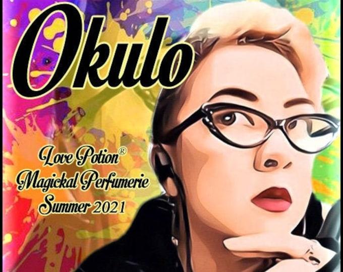 Okulo - Summer 2021 - Handcrafted Perfume - Love Potion Magickal Perfumerie