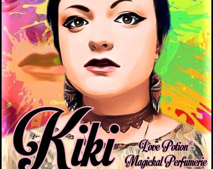 Kiki - Enhanced with EoW Copulins - Summer 2021 - Handcrafted Perfume for Women - Love Potion Magickal Perfumerie