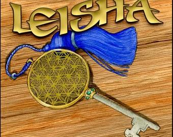 Leisha - Summer 2018 - Handcrafted Perfume for Women - Love Potion Magickal Perfumerie