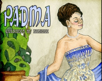 Padma w/ Hedione - Summer 2018 - Handcrafted Perfume for Women - Love Potion Magickal Perfumerie