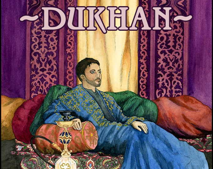 Dukhan - Summer 2018 - Handcrafted Unisex Fragrance - Love Potion Magickal Perfumerie