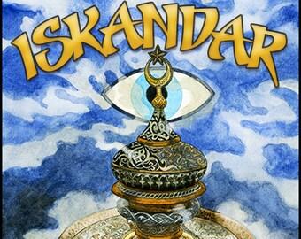 Iskandar - Summer 2018 - Handcrafted Unisex Fragrance - Love Potion Magickal Perfumerie