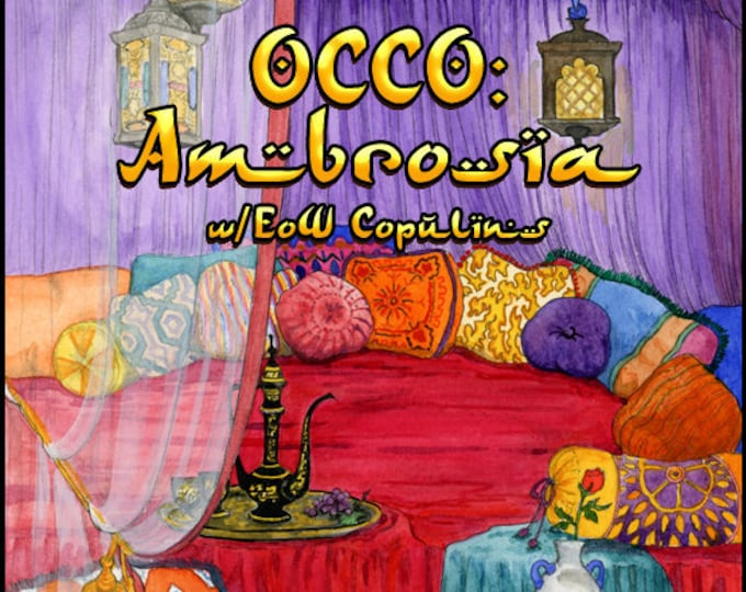 OCCO: Ambrosia w/Copulins - Summer 2018 - Pheromone Enhanced Perfume for Women - Love Potion Magickal Perfumerie