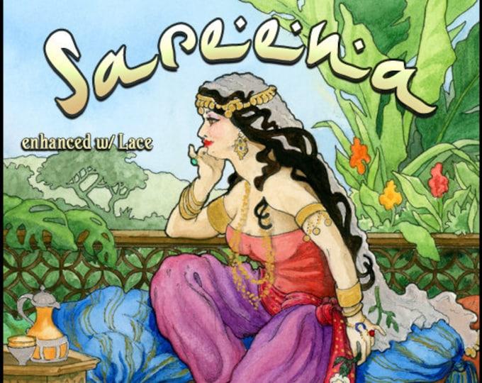 Sareena w/ Lace - Summer 2018 - Pheromone Enhanced Perfume for Women - Love Potion Magickal Perfumerie