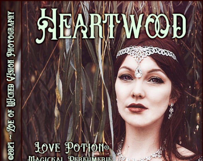 Heartwood  Autumn 2021 ~ Hand Crafted Fragrance for Everyone - Love Potion Magickal Perfumerie