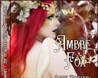 Ambre Fox ~ Autumn 2021 ~ Hand Crafted Fragrance for Women - Love Potion Magickal Perfumerie