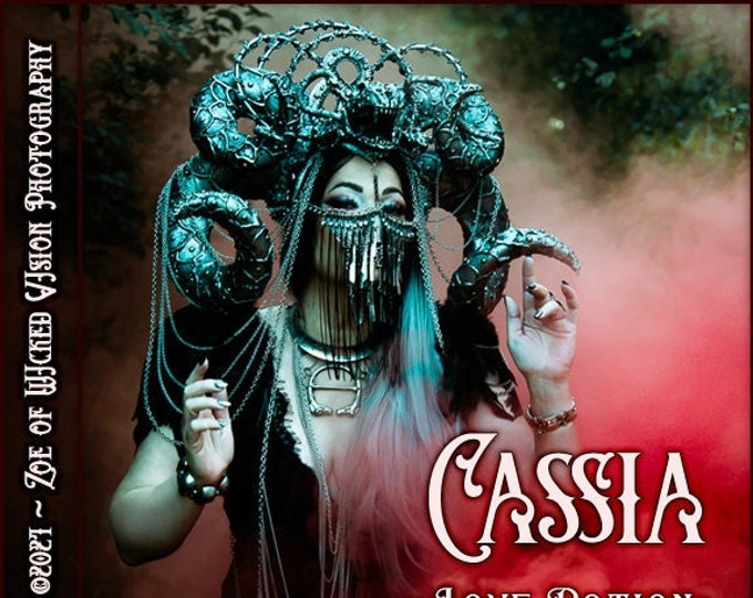 Cassia ~ Autumn 2021 ~ Hand Crafted Fragrance for Women - Love Potion Magickal Perfumerie