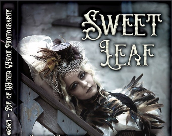 Sweet Leaf ~ Autumn 2021 ~ Hand Crafted Fragrance for Everyone - Love Potion Magickal Perfumerie
