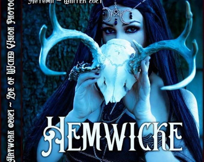 Hemwicke ~ Autumn 2021 ~ Hand Crafted Fragrance for Everyone - Love Potion Magickal Perfumerie