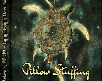 Pillow Stuffing - Vault Collection 2019 - for Men and Women - Limited Edition Fragrance - Love Potion Magickal Perfumerie