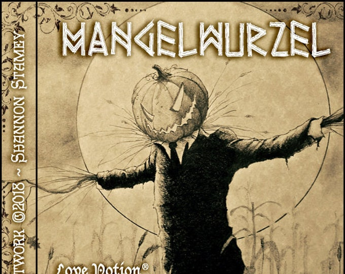 Mangelwurzel - Autumn 2018 - Handcrafted Unisex Perfume - Love Potion Magickal Perfumerie